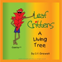 """Leaf Critters® – A Living Tree"" Book on CD"