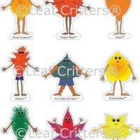 Leaf Critters® Cut-Outs